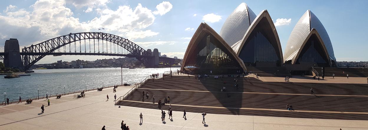 Die wohl berühmtesten Sehenswürdigkeiten in Australien