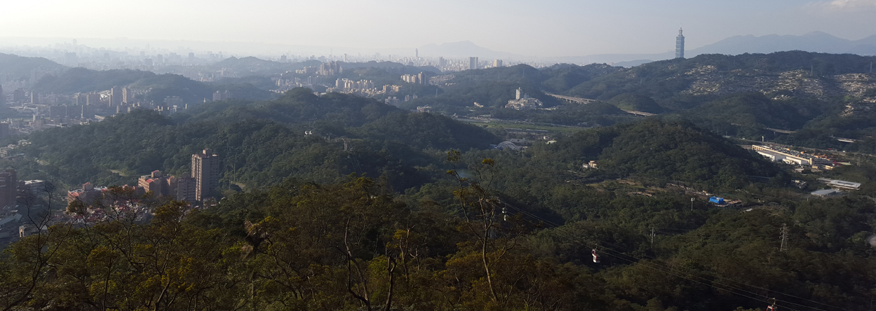 Maokong, im Süden von Taipei