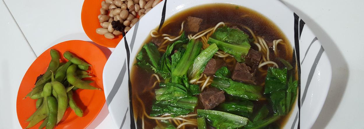 Bild von chinesischem Essen