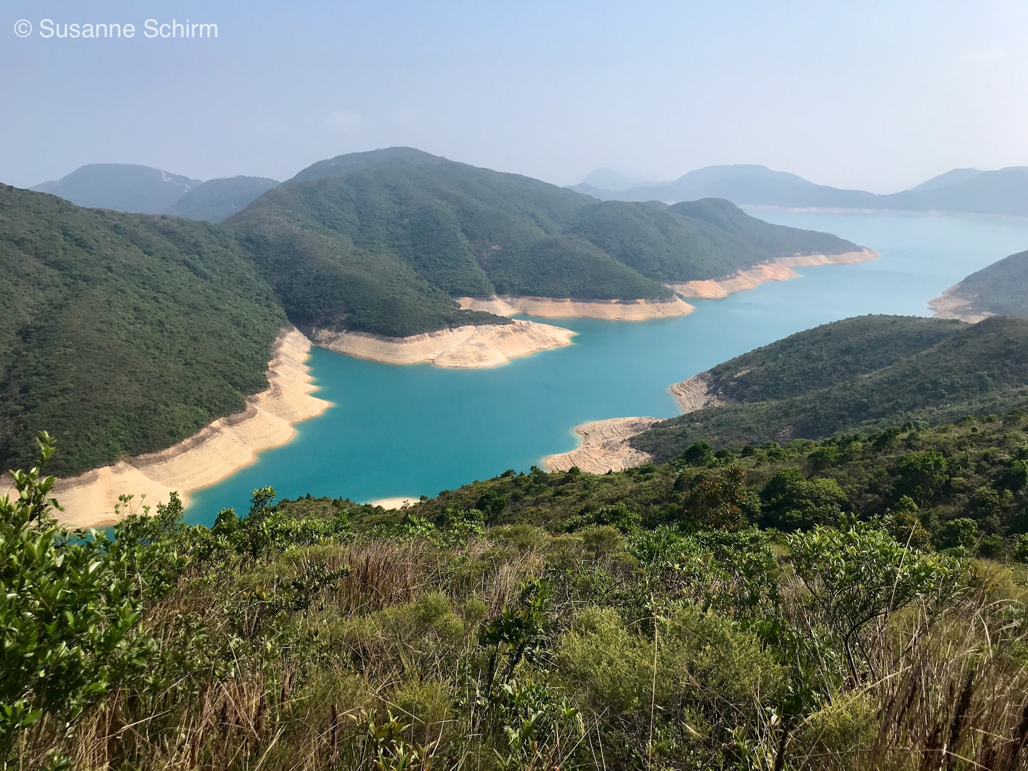 Hong Kong High Island Reservoir