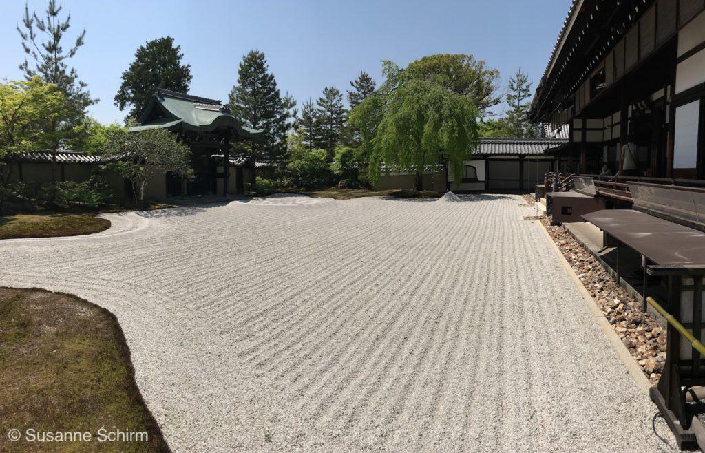 Zengarten des Kodai-ji